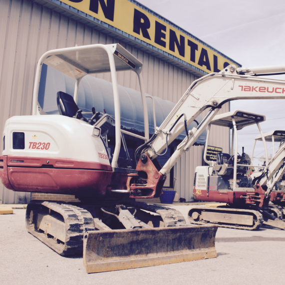 Party Rentals | Equipment Rental Chattanooga - Action
